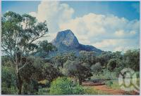 "<span class=""caption-caption"">Peak Range, Central Highlands</span>, c1970-2000. <br />Postcard, collection of <span class=""caption-contributor"">Murray Views Collection</span>."
