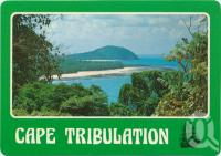 "<span class=""caption-caption"">Cape Tribulation from Noah Range</span>, c1970-2000. <br />Postcard, collection of <span class=""caption-contributor"">Murray Views Collection</span>."