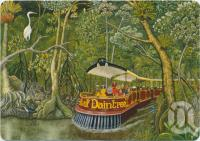 "<span class=""caption-caption"">Daintree Rainforest River Train explores the wonders of the famous Daintree River</span>, c1970-2000. <br />Postcard, collection of <span class=""caption-contributor"">Murray Views Collection</span>."