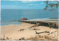 "<span class=""caption-caption"">Boat ramp, Woodgate Beach</span>, c1970-2000. <br />Postcard, collection of <span class=""caption-contributor"">Murray Views Collection</span>."