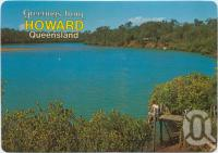 "<span class=""caption-caption"">A picturesque view of the Burrum River, Howard</span>, c1970-2000. <br />Postcard, collection of <span class=""caption-contributor"">Murray Views Collection</span>."