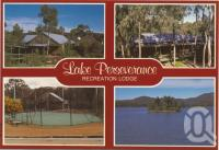 "<span class=""caption-caption"">Lake Perseverance Recreation Lodge</span>, c1970-2000. <br />Postcard, collection of <span class=""caption-contributor"">Murray Views Collection</span>."