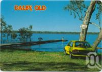 "<span class=""caption-caption"">Lake Broadwater, Dalby</span>, c1970-2000. <br />Postcard, collection of <span class=""caption-contributor"">Murray Views Collection</span>."
