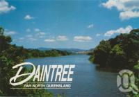 "<span class=""caption-caption"">Daintree River</span>, c1970-2000. <br />Postcard, collection of <span class=""caption-contributor"">Murray Views Collection</span>."
