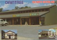 "<span class=""caption-caption"">Daintree Arts and Crafts, the hub of the Daintree Shopping Centre</span>, c1970-2000. <br />Postcard, collection of <span class=""caption-contributor"">Murray Views Collection</span>."