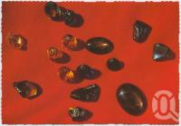 "<span class=""caption-caption"">A collection of gems from the sapphire fields of Central Queensland</span>, c1970-2000. <br />Postcard, collection of <span class=""caption-contributor"">Murray Views Collection</span>."