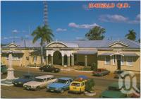 "<span class=""caption-caption"">Historic Railway Station situated at Emerald in Central Queensland</span>, c1970-2000. <br />Postcard, collection of <span class=""caption-contributor"">Murray Views Collection</span>."