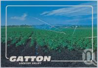 "<span class=""caption-caption"">Irrigated fertile farmlands, Gatton, Lockyer Valley</span>, c1970-2000. <br />Postcard, collection of <span class=""caption-contributor"">Murray Views Collection</span>."