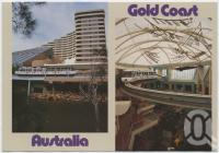 "<span class=""caption-caption"">Jupiters Casino and the Oasis on Broadbeach is linked by the Oasis-Jupiters Skylink</span>, c1970-2000. <br />Postcard, collection of <span class=""caption-contributor"">Murray Views Collection</span>."