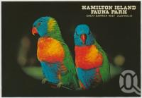 "<span class=""caption-caption"">Hamilton Island Fauna Park, Great Barrier Reef</span>, c1970-2000. <br />Postcard, collection of <span class=""caption-contributor"">Murray Views Collection</span>."