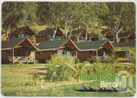 "<span class=""caption-caption"">Luxurious ""Bure"" style accommodation units of The Outrigger Resort , Hamilton Island</span>, c1970-2000. <br />Postcard, collection of <span class=""caption-contributor"">Murray Views Collection</span>."