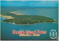 "<span class=""caption-caption"">Double Island Point, looking towards Rainbow Beach</span>, c1970-2000. <br />Postcard, collection of <span class=""caption-contributor"">Murray Views Collection</span>."