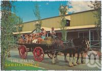 "<span class=""caption-caption"">Free hay rides for children, The Palms Horse Stud Farm, Nerang</span>, c1970-2000. <br />Postcard, collection of <span class=""caption-contributor"">Murray Views Collection</span>."