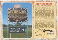 "<span class=""caption-caption"">The Min Min Light, Boulia</span>, c1970-2000. <br />Postcard, collection of <span class=""caption-contributor"">Murray Views Collection</span>."