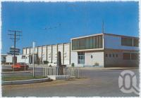 "<span class=""caption-caption"">Civic Centre, Julia Creek</span>, c1970-2000. <br />Postcard, collection of <span class=""caption-contributor"">Murray Views Collection</span>."