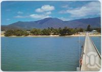 "<span class=""caption-caption"">From the Jetty, Cardwell, By the Sea</span>, c1970-2000. <br />Postcard, collection of <span class=""caption-contributor"">Murray Views Collection</span>."