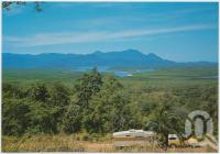 "<span class=""caption-caption"">Hinchinbrook Channel from Cardwell Gap</span>, c1970-2000. <br />Postcard, collection of <span class=""caption-contributor"">Murray Views Collection</span>."