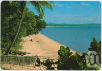 "<span class=""caption-caption"">Foreshore, Rockingham Bay, Cardwell</span>, c1970-2000. <br />Postcard, collection of <span class=""caption-contributor"">Murray Views Collection</span>."