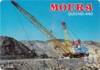 "<span class=""caption-caption"">Moura Open Cut Coal Mine</span>, c1970-2000. <br />Postcard, collection of <span class=""caption-contributor"">Murray Views Collection</span>."