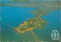 "<span class=""caption-caption"">Aerial View, Wellington Point</span>, c1970-2000. <br />Postcard, collection of <span class=""caption-contributor"">Murray Views Collection</span>."