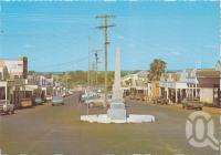 "<span class=""caption-caption"">Lyons Street, Mundubbera</span>, c1970-2000. <br />Postcard, collection of <span class=""caption-contributor"">Murray Views Collection</span>."