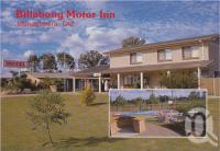 "<span class=""caption-caption"">Billabong Motor Inn, Mundubbera</span>, c1970-2000. <br />Postcard, collection of <span class=""caption-contributor"">Murray Views Collection</span>."