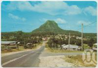 "<span class=""caption-caption"">Pomona Mountain, Pomona</span>, c1970-2000. <br />Postcard, collection of <span class=""caption-contributor"">Murray Views Collection</span>."