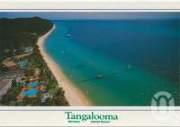 "<span class=""caption-caption"">Tangalooma, Moreton Island Resort</span>, c2004. <br />Postcard by <span class=""caption-publisher"">Murray Views Pty Ltd</span>, collection of <span class=""caption-contributor"">Centre for the Government of Queensland</span>."