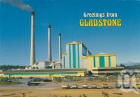 "<span class=""caption-caption"">Power station, Gladstone</span>, c1979. <br />Postcard by <span class=""caption-publisher"">Murray Views Pty Ltd</span>, collection of <span class=""caption-contributor"">Centre for the Government of Queensland</span>."