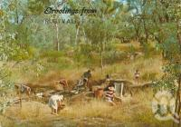 "<span class=""caption-caption"">Holiday fossickers, Rubyvale</span>, c1980. <br />Postcard by <span class=""caption-publisher"">Murray Views Pty Ltd</span>, collection of <span class=""caption-contributor"">Centre for the Government of Queensland</span>."