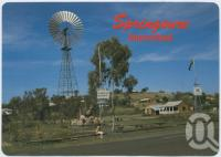 "<span class=""caption-caption"">Springsure</span>, c1970-2000. <br />Postcard, collection of <span class=""caption-contributor"">Murray Views Collection</span>."