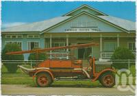 "<span class=""caption-caption"">1926 Dennis Fire Engine, Tambo</span>, c1970-2000. <br />Postcard, collection of <span class=""caption-contributor"">Murray Views Collection</span>."