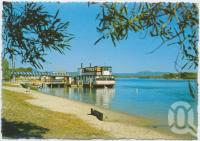 "<span class=""caption-caption"">The Esplanade featuring the Cruising Restaurant, Noosaville</span>, c1970-2000. <br />Postcard, collection of <span class=""caption-contributor"">Murray Views Collection</span>."