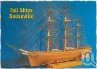 "<span class=""caption-caption"">Two metre model of ""Cutty Shark"" - one of over 80 models to be found at Tall Ships, Noosaville</span>, c1970-2000. <br />Postcard, collection of <span class=""caption-contributor"">Murray Views Collection</span>."