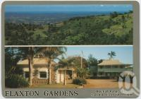 "<span class=""caption-caption"">Flaxton Gardens, Sunshine Coast</span>, c1970-2000. <br />Postcard, collection of <span class=""caption-contributor"">Murray Views Collection</span>."