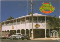 "<span class=""caption-caption"">Eumundi Brewing Company, Eumundi, Home of ""Eumundi Gold"" and ""Laguna Bay Lager""</span>, c1970-2000. <br />Postcard, collection of <span class=""caption-contributor"">Murray Views Collection</span>."