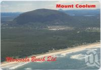 "<span class=""caption-caption"">Mount Coolum - Marcoola Beach</span>, c1970-2000. <br />Postcard, collection of <span class=""caption-contributor"">Murray Views Collection</span>."