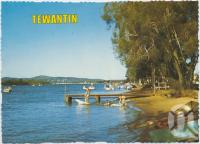 "<span class=""caption-caption"">Noosa River, Tewantin</span>, c1970-2000. <br />Postcard, collection of <span class=""caption-contributor"">Murray Views Collection</span>."