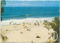 "<span class=""caption-caption"">Sunshine Beach</span>, c1970-2000. <br />Postcard, collection of <span class=""caption-contributor"">Murray Views Collection</span>."