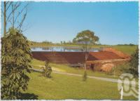 "<span class=""caption-caption"">Six Mile Creek Dam, supplying water for the Noosa Shire, and popular picnic area, Cooroy</span>, c1970-2000. <br />Postcard, collection of <span class=""caption-contributor"">Murray Views Collection</span>."