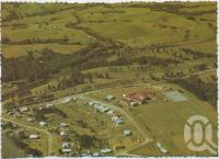 "<span class=""caption-caption"">Cooroy Golf Course, with Noosa District High School in foreground, Cooroy</span>, c1970-2000. <br />Postcard, collection of <span class=""caption-contributor"">Murray Views Collection</span>."