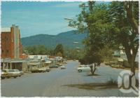 "<span class=""caption-caption"">Grigg Street, Ravenshoe</span>, c1970-2000. <br />Postcard, collection of <span class=""caption-contributor"">Murray Views Collection</span>."
