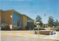 "<span class=""caption-caption"">The Post Office, Texas</span>, c1970-2000. <br />Postcard, collection of <span class=""caption-contributor"">Murray Views Collection</span>."