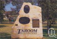 "<span class=""caption-caption"">Monument, Taroom</span>, c1970-2000. <br />Postcard, collection of <span class=""caption-contributor"">Murray Views Collection</span>."