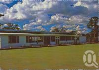 "<span class=""caption-caption"">Bowling Club, Toogoolawah</span>, c1970-2000. <br />Postcard, collection of <span class=""caption-contributor"">Murray Views Collection</span>."