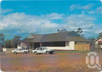 "<span class=""caption-caption"">Magistrates Court, Toogoolawah</span>, c1970-2000. <br />Postcard, collection of <span class=""caption-contributor"">Murray Views Collection</span>."