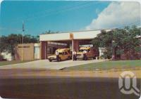 "<span class=""caption-caption"">Ambulance Centre, Toogoolawah</span>, c1970-2000. <br />Postcard, collection of <span class=""caption-contributor"">Murray Views Collection</span>."