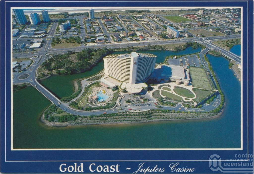 casino gold coast map