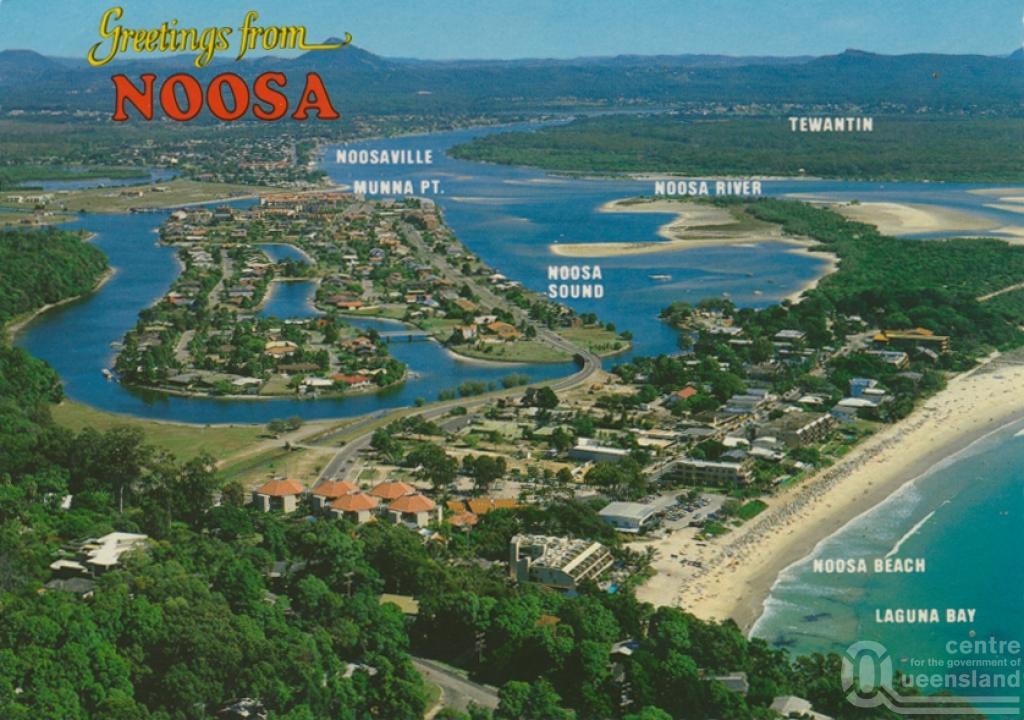 Noosa Heads And Noosaville Queensland Places