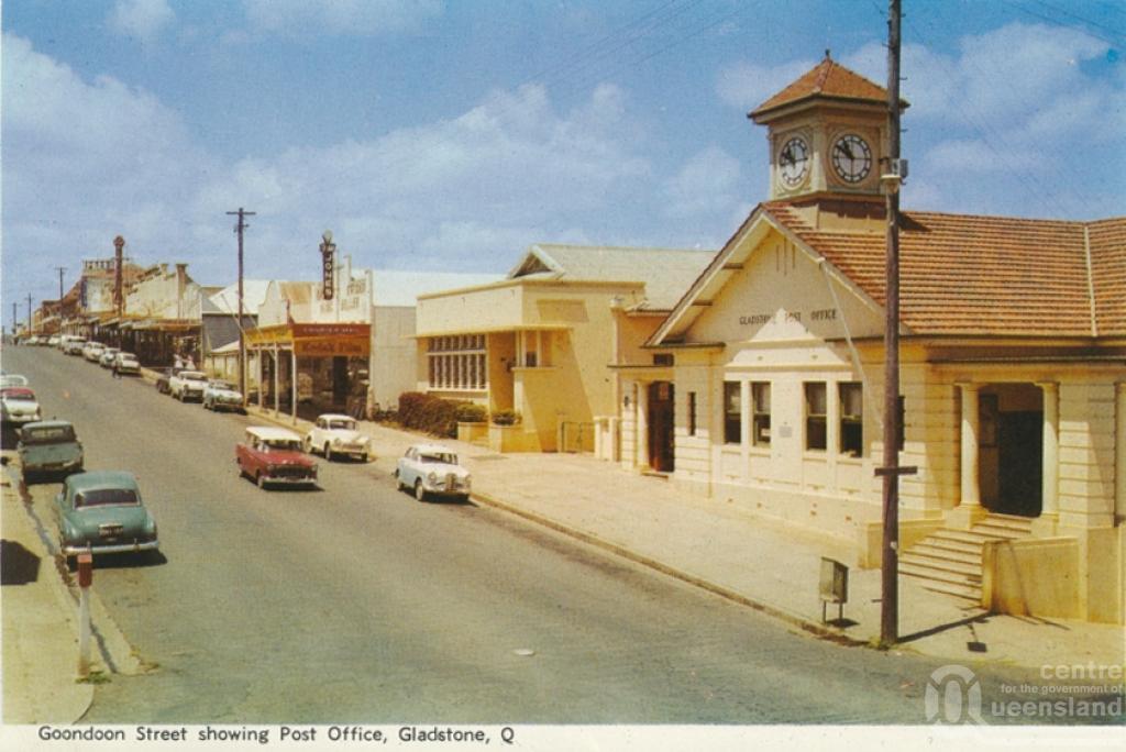 Gladstone Queensland Places